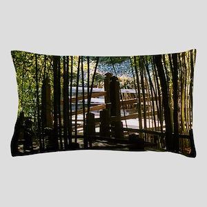Through The Bamboo Pillow Case
