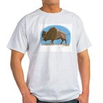 Bison Light T-Shirt