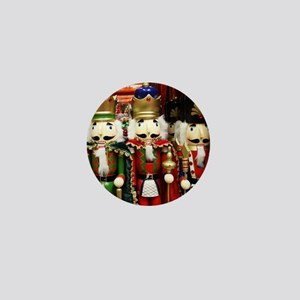 Nutcracker Soldiers Mini Button