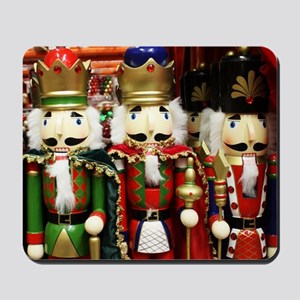 Nutcracker Soldiers Mousepad