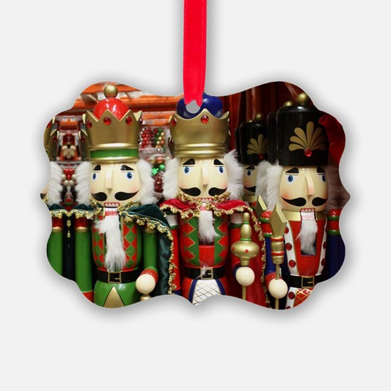 Nutcracker Soldiers Ornament