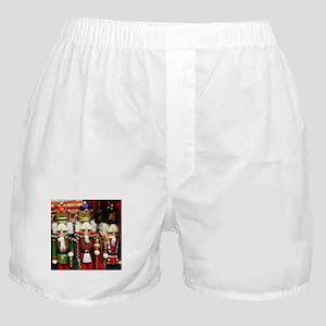 Nutcracker Soldiers Boxer Shorts