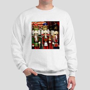 Nutcracker Soldiers Sweatshirt