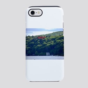 Highland Lake 1 iPhone 8/7 Tough Case