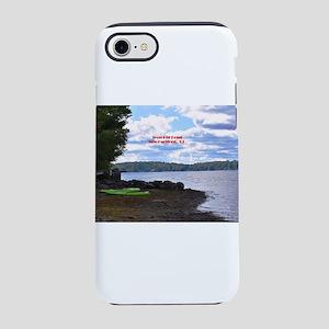 West Hill Pond 2 iPhone 8/7 Tough Case