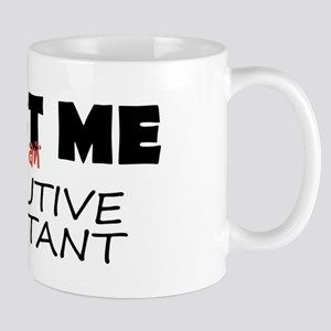 Executive Assistant Mugs
