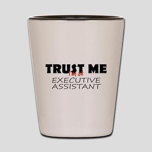 Executive Assistant Shot Glass