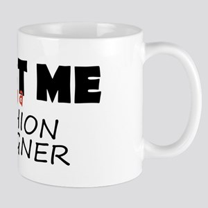 Fashion Designer Mugs