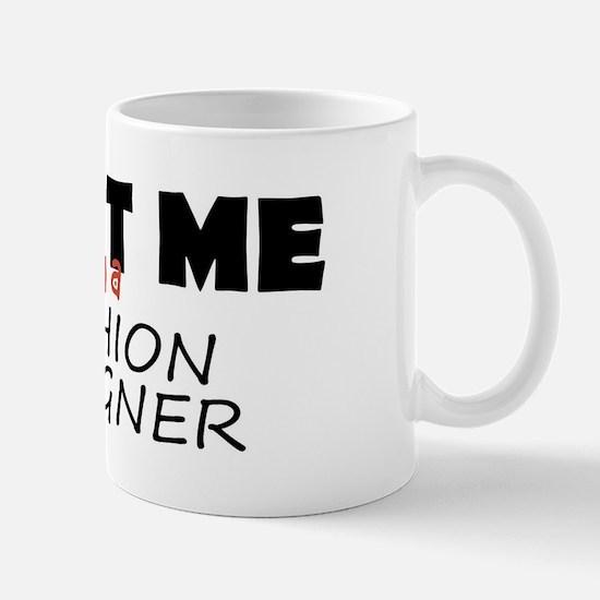 Fashion Designer Mugs
