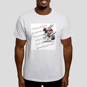 The White Rabbit Ash Grey T-Shirt