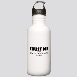 Maintenance Man Stainless Water Bottle 1.0L