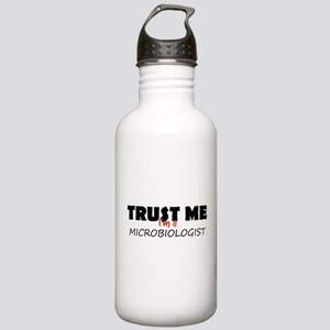Microbiologist Stainless Water Bottle 1.0L