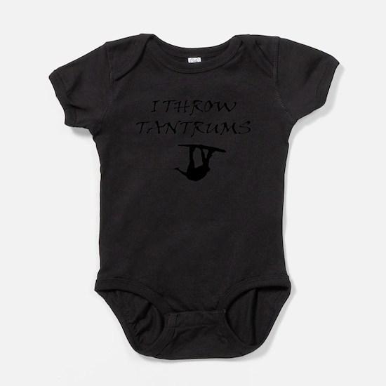 Cute Baby on board Baby Bodysuit