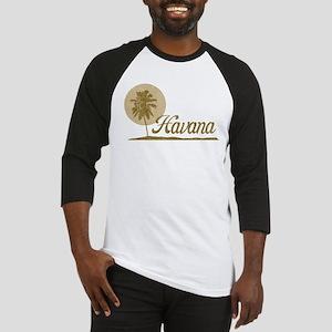 Palm Tree Havana Baseball Jersey