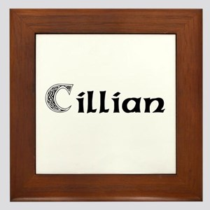 Cillian Framed Tile