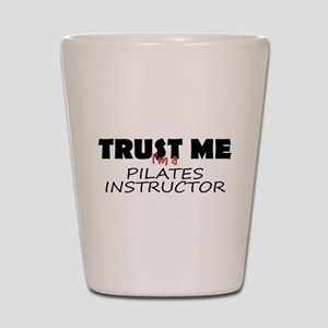 Pilates Instructor Shot Glass