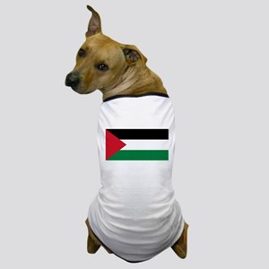 The Palestinian flag Dog T-Shirt