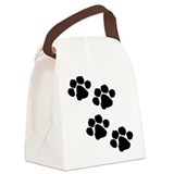 Animals Canvas Lunch Bag
