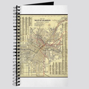 Los Angeles Old Map Journal