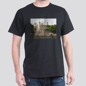 Tower of London, England (caption) T-Shirt