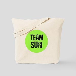 Team Suri Tote Bag