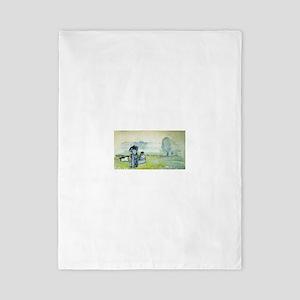 Camille Pissarro - Fan Project Twin Duvet