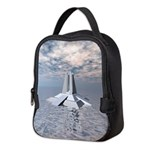 Structural Tower of Atlantis Neoprene Lunch Bag