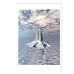Structural Tower of Atlantis Postcards (Package of
