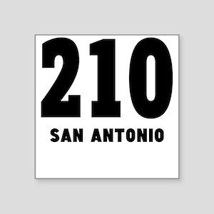 210 San Antonio Sticker