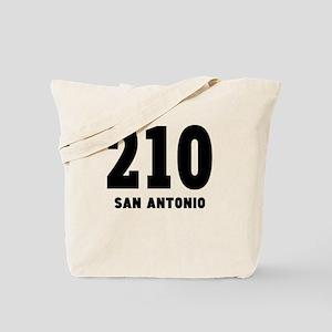 210 San Antonio Tote Bag