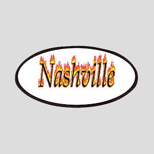 Nashville Flame Patch