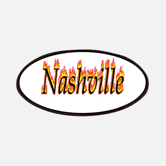 Nashville Flame Patch