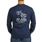 Men's Long Sleeve T-Shirt (dark)