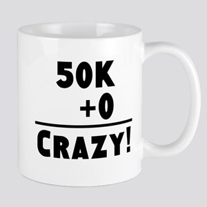 50K Runners Mugs