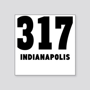 317 Indianapolis Sticker