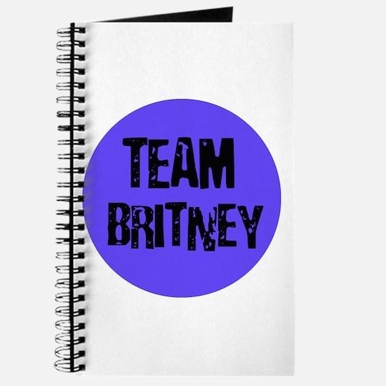 Team Britney Journal