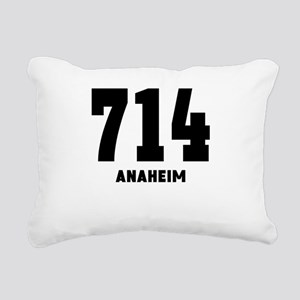 714 Anaheim Rectangular Canvas Pillow