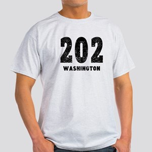 202 Washington Distressed T-Shirt