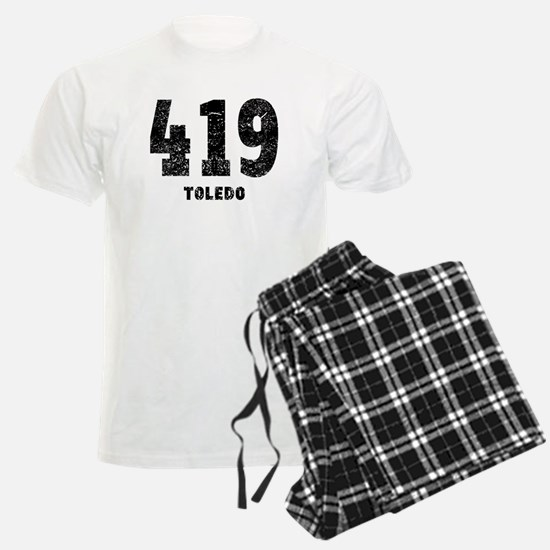 419 Toledo Distressed Pajamas
