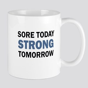 SORE TODAY Mugs