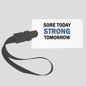 SORE TODAY Luggage Tag