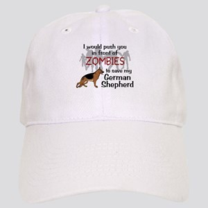 GSD vs Zombies Baseball Cap