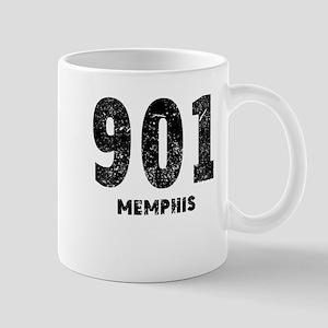 901 Memphis Distressed Mugs