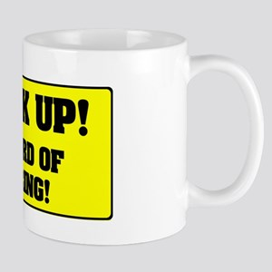 SPEAK UP - I'M HARD OF HEARING! Mugs