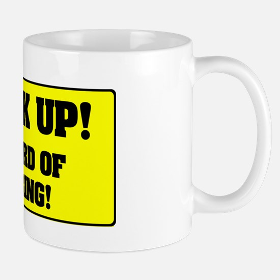 SPEAK UP - I'M HARD OF HEARING! Mugs