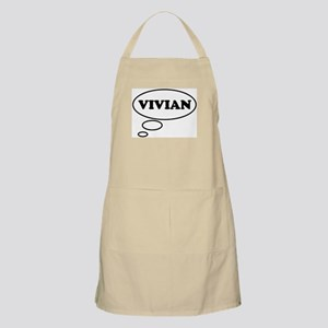 Thinking of VIVIAN BBQ Apron