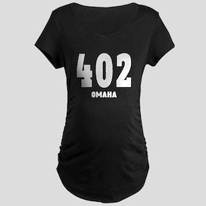 402 Omaha Maternity T-Shirt