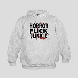 Horror Flick Junkie Hoodie