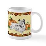 Sky Terrier Autumn Mug Mugs