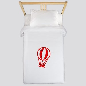 Bright Travel Vacation Twin Duvet